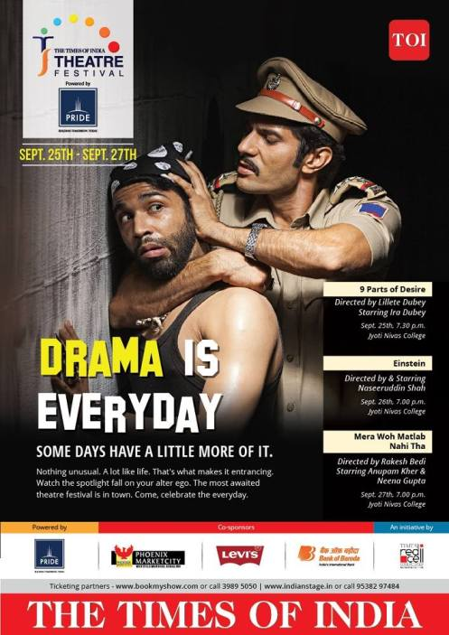 The Times of India Theatre Festival - 2015