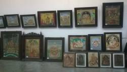 Exhibition of Mysore Traditional Paintings at Gallery 1, Karnataka Chitrakala Parishath, Bengaluru (5)